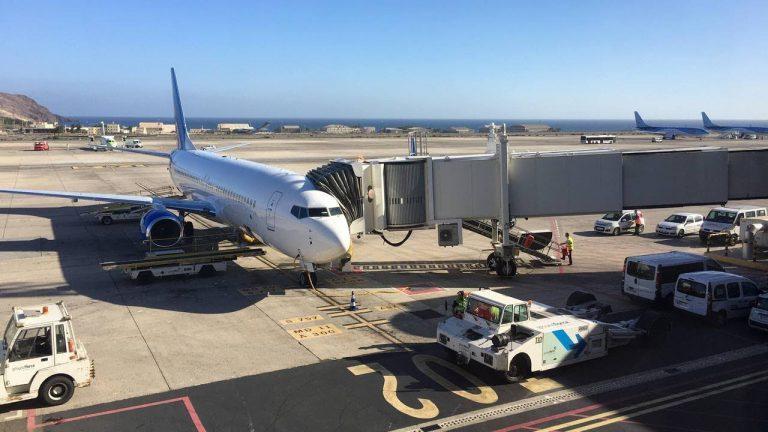 Требование опредъявлении теста наCOVID вКанарских аэропортах продлено еще надве недели
