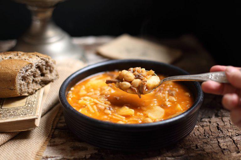 Три испанских супа, чтобы согреться