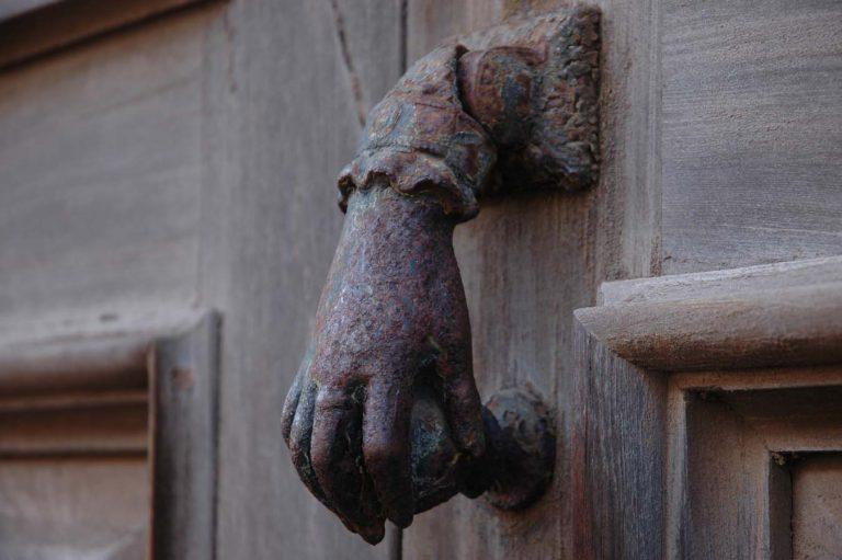 Тенерифе вдеталях: история одной дверной ручки