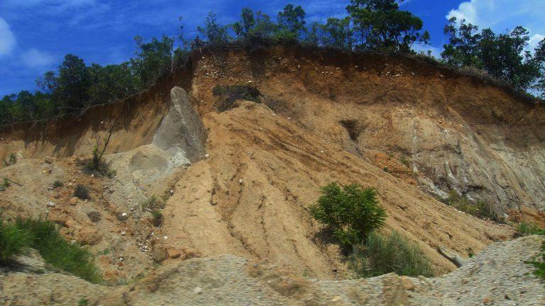 Шесть районов Тенерифе подвержены высокому риску оползней