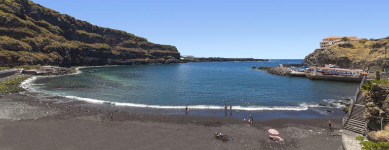 НаТенерифе появились два новых пляжа, отмеченных Голубым флагом